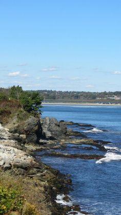 Cliff Walk, Newport