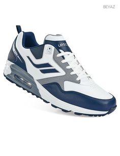LESCON L-3027 AIRTUBE AYAKKABI 40-45 Jogging Shoes, Black Leather Sneakers, Adidas Zx, Sneaker Heels, Navy Lace, Designer Shoes, Sneakers Fashion, Men's Shoes, Footwear