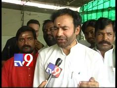 BJP will win TS MLC polls - Kishan Reddy