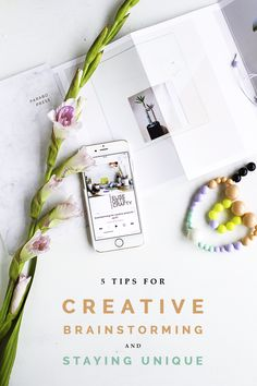 Five tips for creative brainstorming and staying unique | Fall For DIY