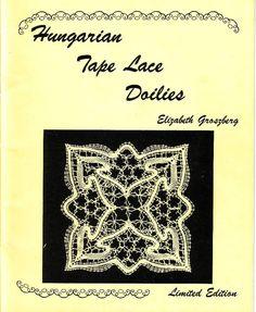 Hugarian tape lace doilies - lini diaz - Álbumes web de Picasa