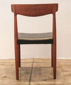 Set of Ten Dining Chairs by Knud Faerch, Denmark, 1960 image 9