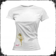 SENUOUS WOMAN LADIES WHITE T-S - Pricebusters - Product Lines