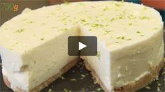 Un délicieux cheesecake frais et gourmand à faire rapidement et sans cuisson. Le plus long, c'est d'attendre qu'il repose au frais...