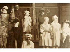 disfraces antiguos terrorificos - Buscar con Google
