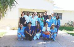 Nuestro equipo de CIC móviles que se encuentra trabajando en Gral Pizarro, Salta con el Tren de Desarrollo Social y Sanitario Eva Perón