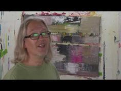 Abstract Painting Ideas for Beginners with Andy Morris - YouTube