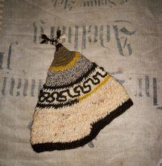 Naalgebundene Mütze, skythischer Stil