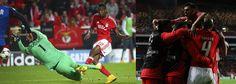 A Minha Chama: LC 14/15 - 4ª J: Sport Lisboa e Benfica 1 Mónaco 0