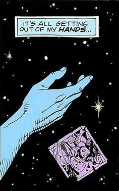 "Watchmen 4 (December - ""Watchmaker"" - Art by Dave Gibbons & John Higgins - Words by Alan Moore Comic Books Art, Comic Art, Book Art, Dc Comics, Illustrations, Illustration Art, Dave Gibbons, Nerd, Comic Panels"