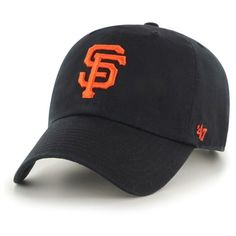 542e42fabd4 Women s  47 Clean Up San Francisco Giants Baseball Cap ( 25) ❤ liked on
