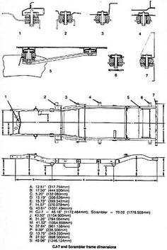 Jeep Wiring Diagrams  1976 and 1977 CJ | 1976 Jeep CJ5 ideas, parts etc | Pinterest | Jeeps