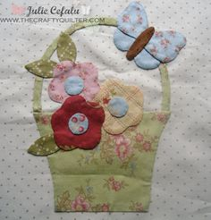 The Crafty Quilter | Applique Part 1 � Terminology | http://thecraftyquilter.com
