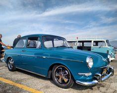 Nice blue Type 3 Notchback