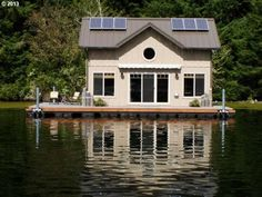 Of The Week: Floating Homes And Houseboats For Sale