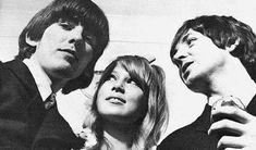 George, Pattie and Paul