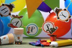 Premium Gruffalo Theme Party Box
