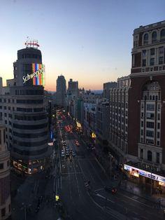 Zápisky ze sveta: Madrid