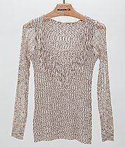 Gimmicks by BKE Open Weave Sweater