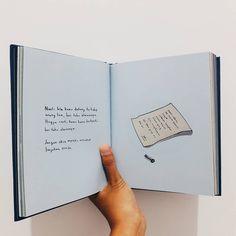 "U.A.W di Instagram ""Lieblingsteil💕 #nantikitaceritatentanghariini #bookquotes"" Some Quotes, Daily Quotes, Wisdom Quotes, Art Quotes, Quotations, Qoutes, Journal Quotes, Self Reminder, Quotes Indonesia"