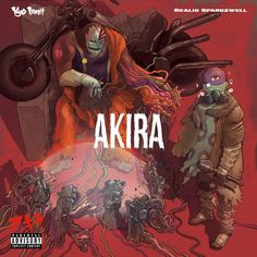 ▶︎ AKIRA | Shinigamie Records