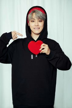 Jimin ❤ BTS x PUMA For Valentine's Day! #BTS #방탄소년단
