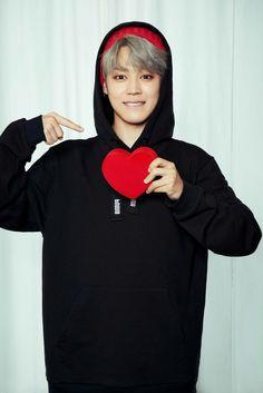 Jimin ❤ BTS x PUMA For Valentine's Day! #BTS #방탄소년단