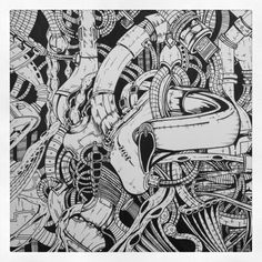 Biomechanical drawing