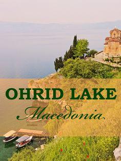 Lake Ohrid, the Oldest Lake in Europe | CityoftheWeek