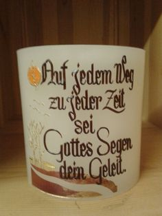 Geburtstagslaterne Mugs, Tableware, Inspiration, Design, Home Decor, Candles, Decorating Candles, Homemade Candles, All Saints Day