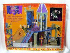Mattel Disney Hunchback of Notre Dame Adventure Playset  NEW unopened Quasimodo #Disney