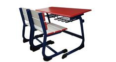 Getting new project of making school desk (benches) from 2 schools of Vadodara, Gujarat. 1. Red color bench: Ambe Vidyalaya 2. White Color bench: Nutan Public School we are a premium manufacturer of school furniture and college furniture such as wooden stool, school chair, display boards, library furniture, cafeteria furniture, food court furniture, assembly hall furniture, and hostel furniture. We are also do repairing work of the school and college Furniture on contract base. College Furniture, Hall Furniture, Library Furniture, School Furniture, Furniture Assembly, School Chairs, School Desks, Make School, Display Boards