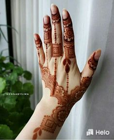 Henna Tattoo Designs Simple, Rose Mehndi Designs, Latest Bridal Mehndi Designs, Full Hand Mehndi Designs, Henna Art Designs, Mehndi Designs For Beginners, Modern Mehndi Designs, Mehndi Designs For Girls, Mehndi Design Photos