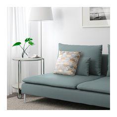 SÖDERHAMN Module 3 places pr canapé - Finnsta turquoise - IKEA