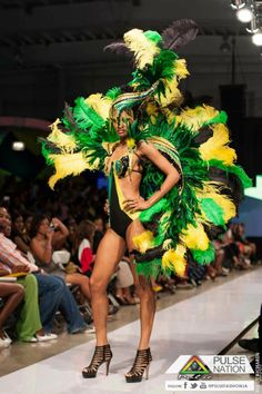 Events: Caribbean Fashion Week. June 6-10, 2013 in Kingston, Jamaica. http://caribbeanfashionweek.com/