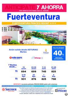 Fuerteventura -Anticípate y Ahorra- Hotel Fuerteventura Princess, salidas desde Asturias ultimo minuto - http://zocotours.com/fuerteventura-anticipate-y-ahorra-hotel-fuerteventura-princess-salidas-desde-asturias-ultimo-minuto/