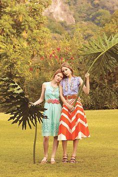 Spring dresses #anthropologie