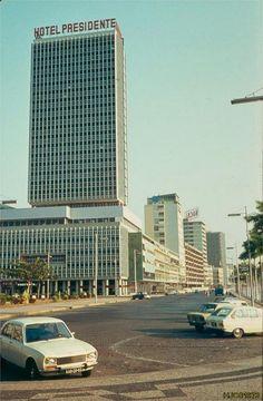 Aveiro e Cultura - Luanda 1960/1970 Portuguese, Modern Architecture, Skyscraper, Portugal, Old Things, Hidden Beauty, Europe, City, World
