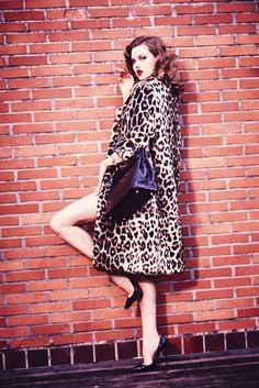 Lindsey Wixson by Ellen Von Unwerth for Vogue Russia.
