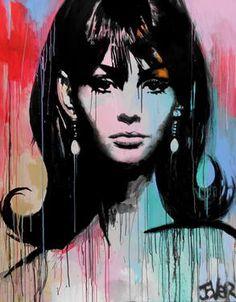 "Saatchi Art Artist Loui Jover; Painting, ""carnaby"" #art"