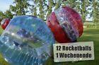 #Ticket  Spiele Rocketball ein ganzes WE Bubble Soccer Football mit 12 Bällen Komplettset #Ostereich