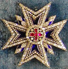 Королевские украшения мира - Мюнхенская Резиденция - Ордена
