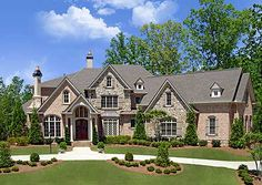 Plan W15803GE: Premium Collection, Traditional, Photo Gallery, European, Luxury, Corner Lot House Plans & Home Designs