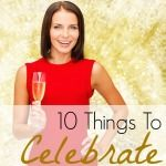 10 Things To Celebrate During Deployment