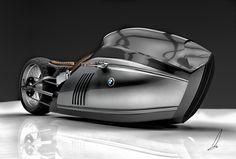 BMW ALPHA Concept by Mehmet Doruk Erdem