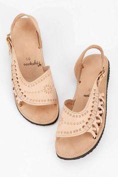 Hiptipico Korina Slingback Sandal