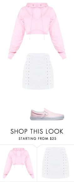 """december 15"" by ottoca on Polyvore featuring Topshop and Vans"