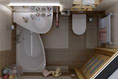 25 заповедей правильного оформления маленькой ванной комнаты! Если в ванной комнате мало места, это не всегда плохо! Можно сказать, это дополнительное ограничение для...