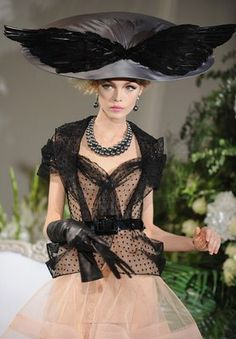 Christian Dior Haute Couture 2009