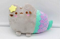 2016 Cartoon 18CM Pusheen Cat little mermaid Plush Toys Lovely Animal Smile Cat Plush Doll-in Stuffed & Plush Animals from Toys & Hobbies on Aliexpress.com   Alibaba Group
